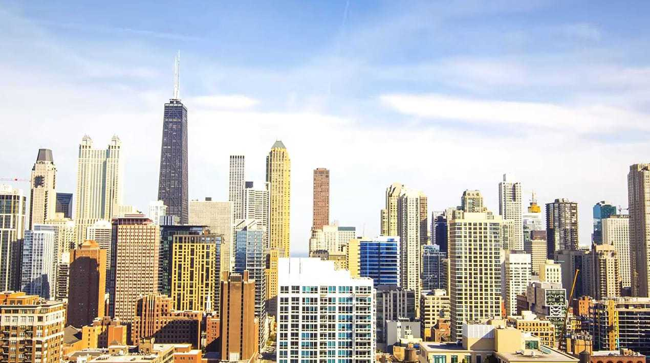 Luxury rental apartments in Chicago
