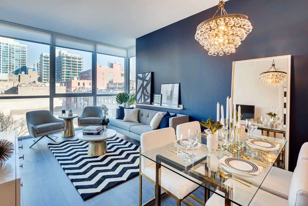 Wonderful The Hudson By Onni Group Luxury Rental Apartments In Chicago