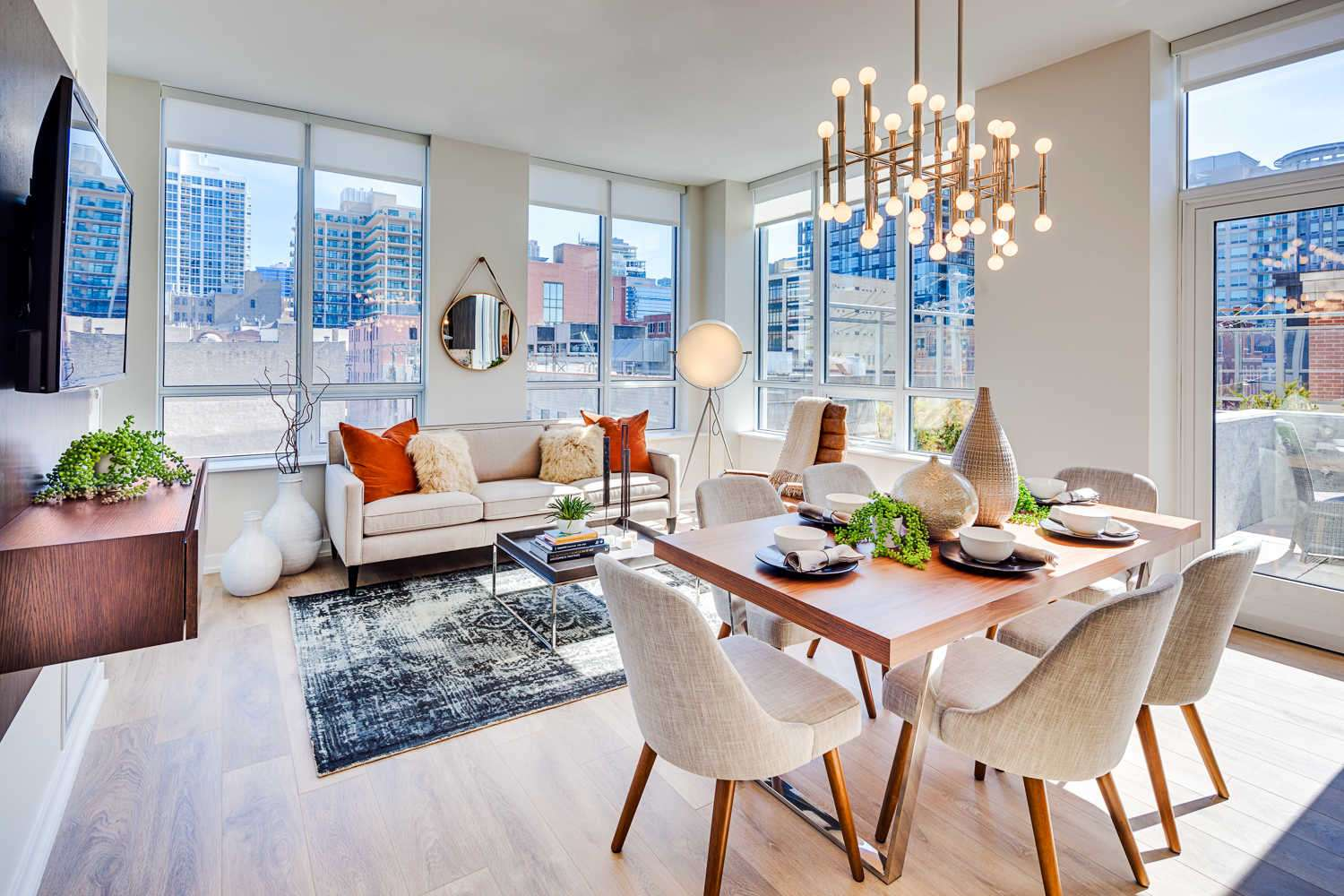 Luxury Rental Apartments in Chicago | The Hudson