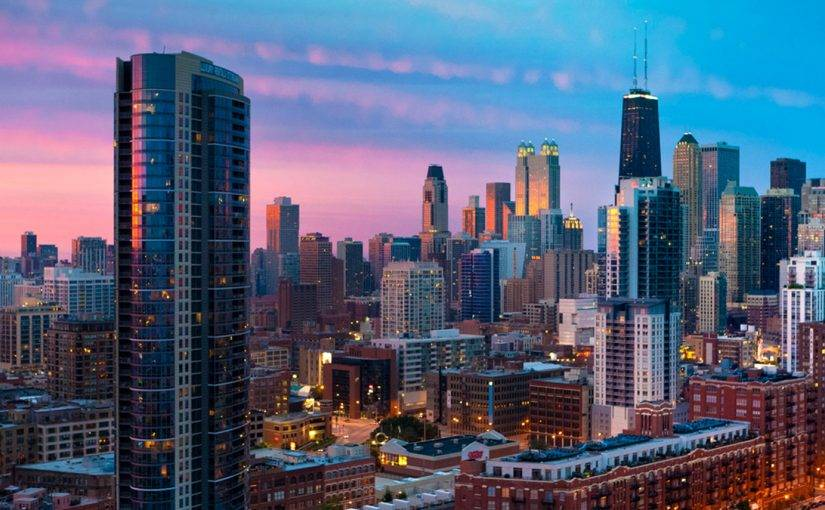 The History of the River North District in Chicago
