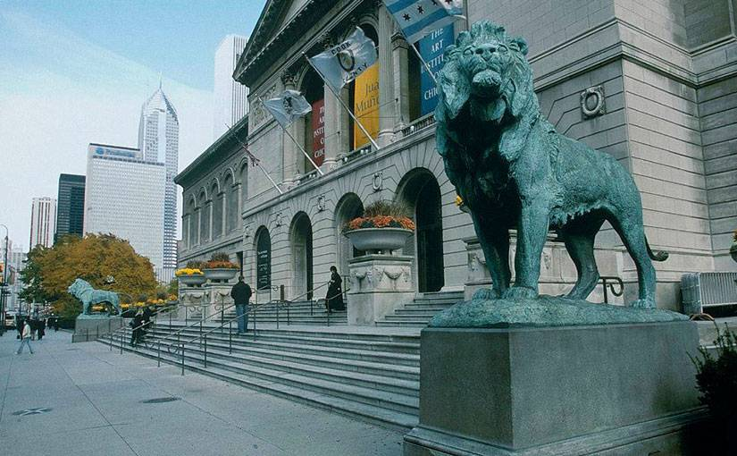 20170928c Must-See Attractions of Downtown Chicago